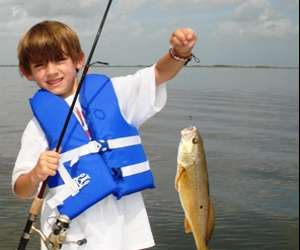 About Your Private Fishing Charter with Capt. Ryan: